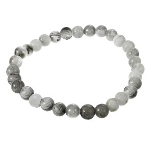 Bransoletka B1H70284-10 ( Kamień naturalny-agat)